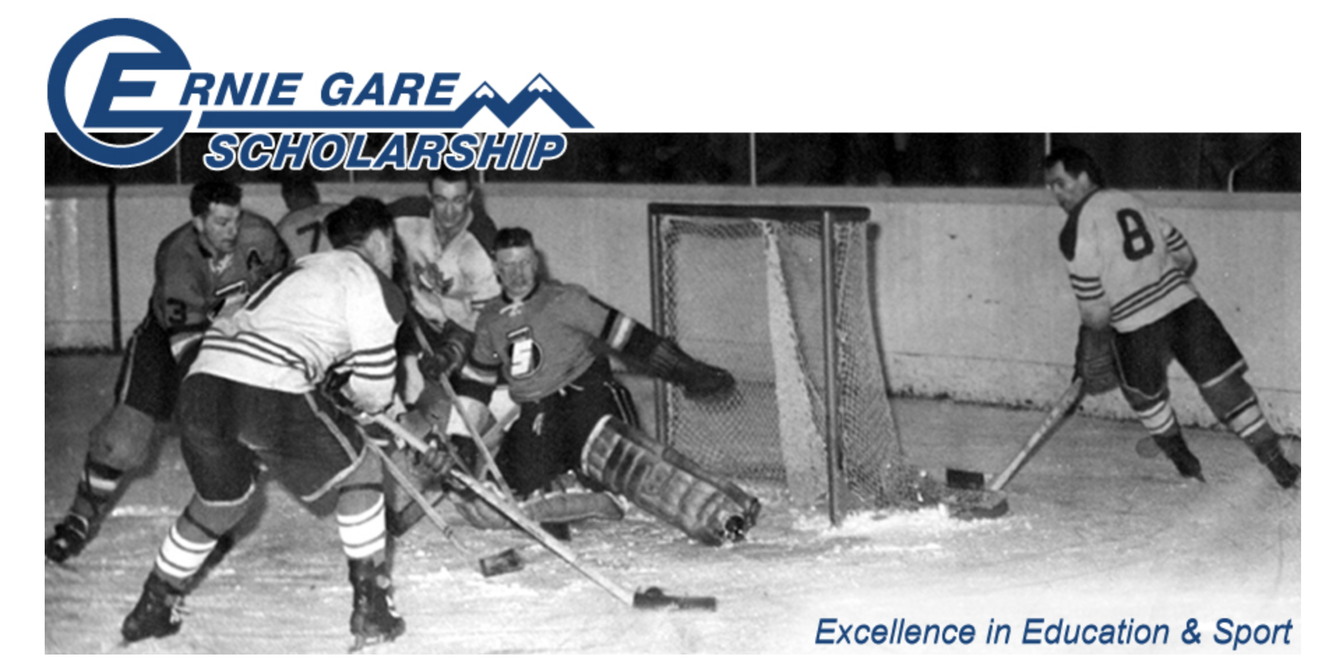 Ernie Gare Athletic Scholarship Foundation